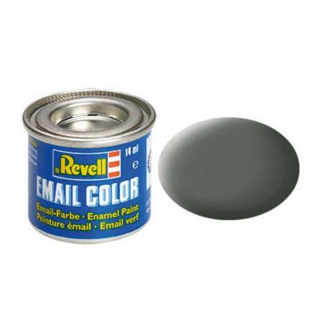 N° 66 Gris Olive Grey Mat RAL 7010