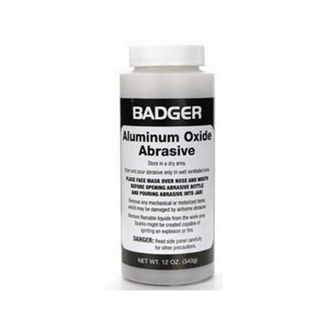 Abrasif à l'Oxyde d'Aluminium / Aluminium Oxide Abrasive, 340 gr