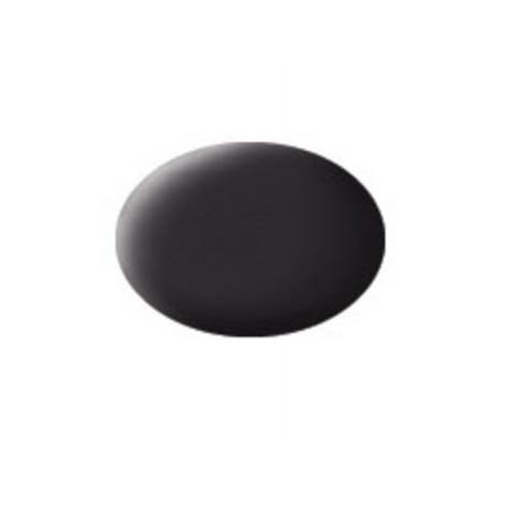 N° 06 Noir Goudron / Tar Black Mat
