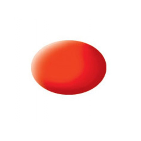 N° 25 Orange Fluo / Luminous Orange Mat