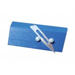 Couteau à équarrir / Angled bevel cutter