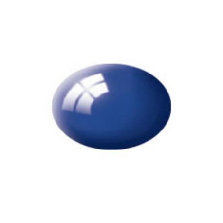N° 51 Bleu Mediterrannee Brillant / Ultramarine Blue Gloss RAL 5002