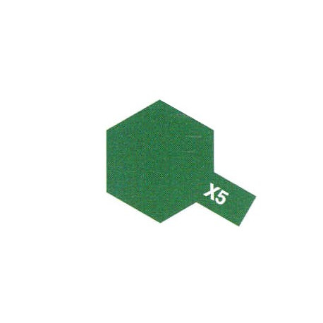 X5 Vert Brillant / Green Gloss