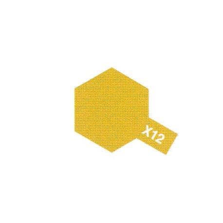 X12 Or Métallisé Brillant / Gold Leaf Gloss