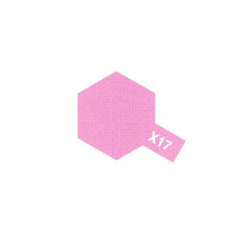 X17 Rose Brillant / Pink Gloss