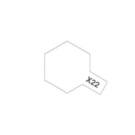 X22 Vernis Brillant / Clear Gloss
