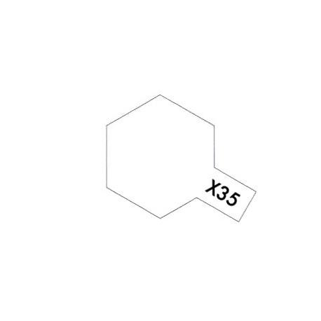 X35 Vernis Satiné / Clear Silk