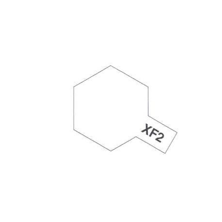 XF2 Blanc / White Mat
