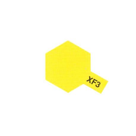 XF3 Jaune / Yellow Mat