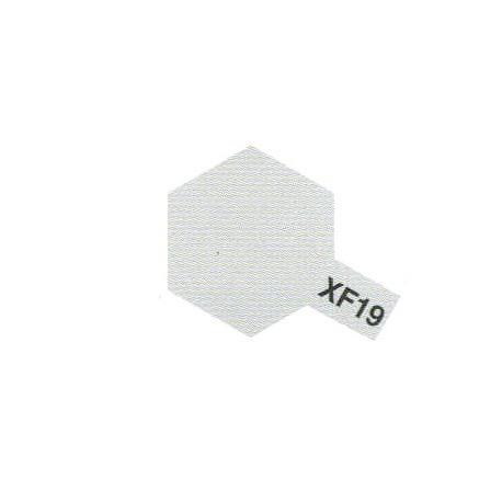XF19 Gris Ciel / Light Blue Mat