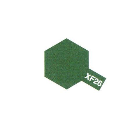XF26 Vert Foncé / Dark Green Mat