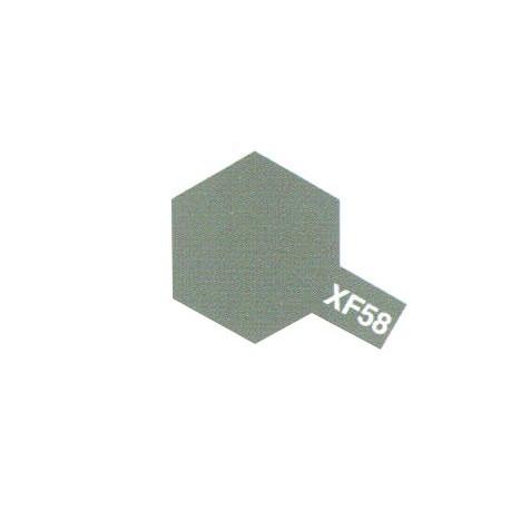 XF58 Vert Olive Foncé / Olive Green Mat