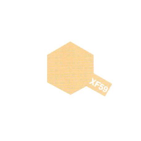 XF59 Jaune Désert / Desert Yellow Mat