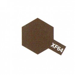 XF64 Rouge Brun / Red Brown Mat