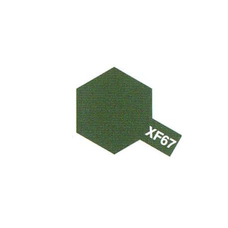 XF67 Vert OTAN / NATO Green Mat