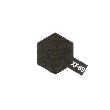 XF69 Noir OTAN / NATO Black Mat