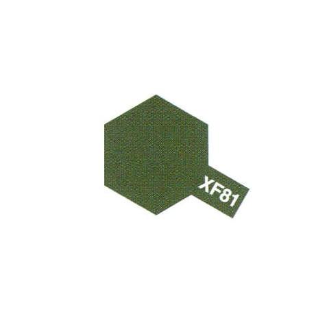 XF81 Vert Foncé / Dark Green RAF Mat