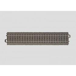 Rail droit / Straight track, L 188mm, H0