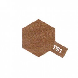 TS1 Rouge Brun / Red Brown Mat