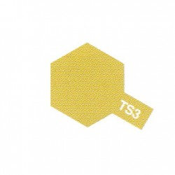 TS3 Jaune Sombre / Dark Yellow Mat