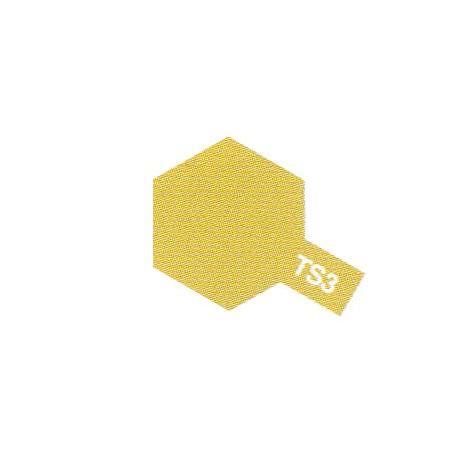 TS3 Jaune Sombre / Dark Yellow Mat