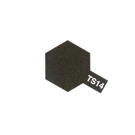 TS14 Noir Brillant / Black Gloss
