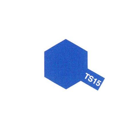 TS15 Bleu Brillant / Blue Gloss