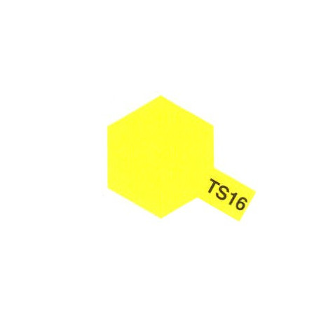 TS16 Jaune Brillant / Yellow Gloss