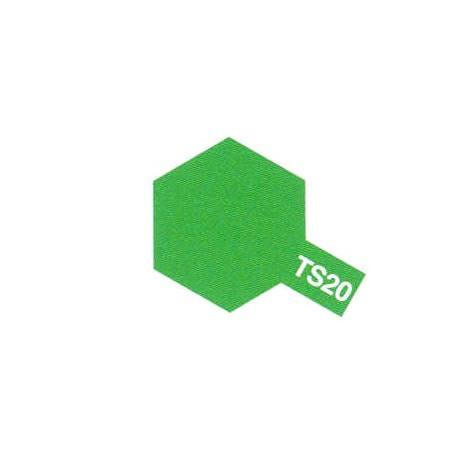 TS20 Vert Métal Brillant / Metallic Green Gloss