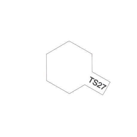 TS27 Blanc / White Mat