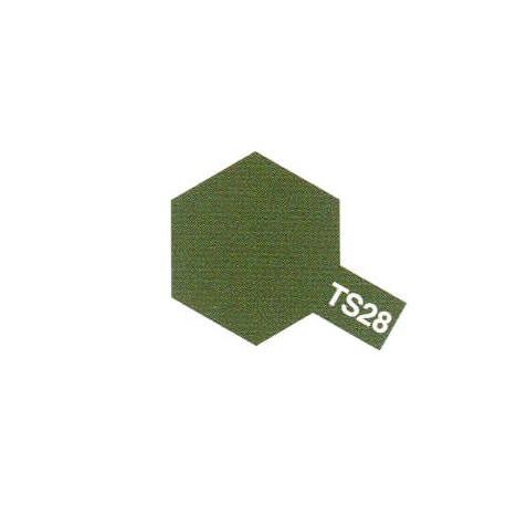 TS28 Olive Drab 2 Mat