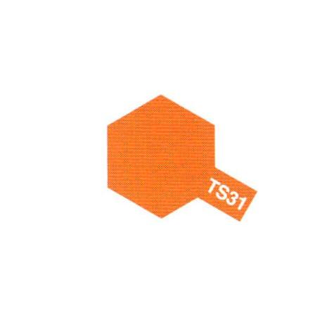 TS31 Orange Brillant / Orange Gloss