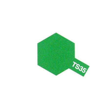 TS35 Vert Pré Brillant / Park Green Gloss