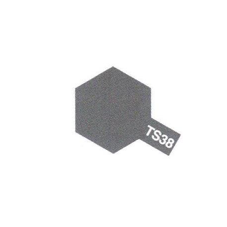 TS38 Gris Acier Brillant / Gun Metal Gloss