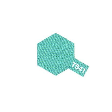 TS41 Bleu Corail Brillant / Coral Blue Gloss