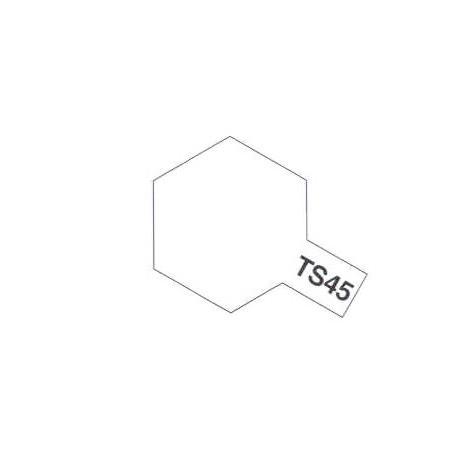 TS45 Blanc Nacré / Pearl White