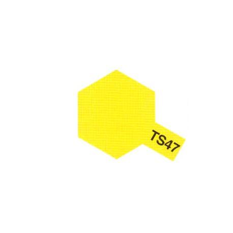 TS47 Jaune Chrome Brillant / Chrome Yellow Gloss