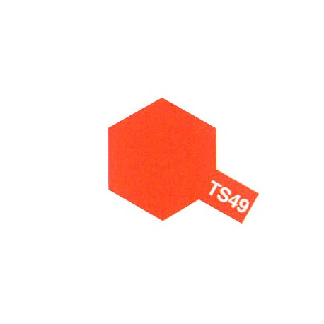 TS49 Rouge Vif Brillant / Bright Red Gloss