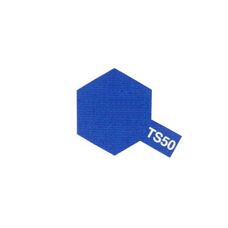 TS50 Bleu Mica Brillant / Mica Blue Gloss