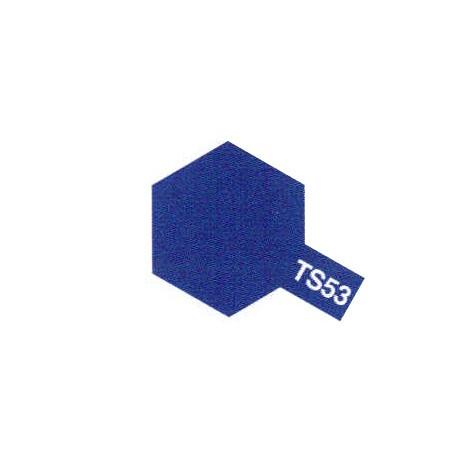 TS53 Bleu Foncé Métal Brillant / Metallic Dark Blue Gloss