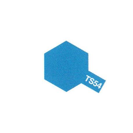 TS54 Bleu Clair Métal Brillant / Metallic Light Blue Gloss