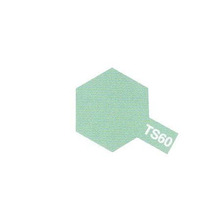TS60 Vert Clair Nacré / Pearl Light Green