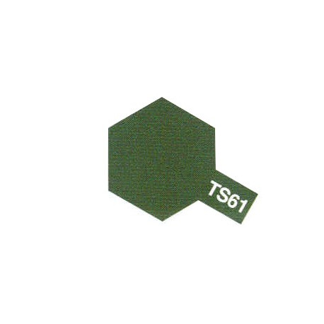 TS61 Vert OTAN / NATO Green Mat