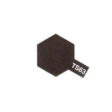TS63 Noir OTAN / NATO Black Mat