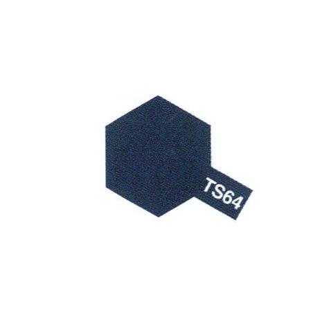 TS64 Bleu Mica Foncé Brillant / Dark Mica Blue Gloss