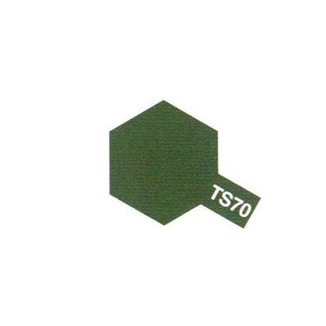TS70 Olive Drab JGSDF Mat