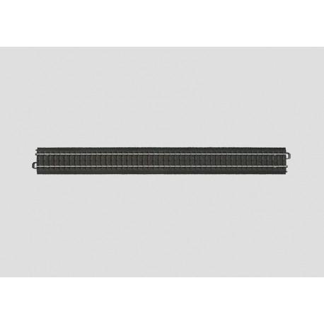 Rail droit / Straight track, L 360 mm, H0