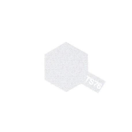 TS76 Argent Clair Métal Brillant / Metallic Light Clear Gloss