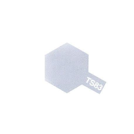TS83 Argent Métal Brillant / Metallic Silver Gloss