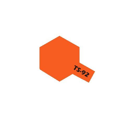 TS92 Orange Métallisé / Metallic Orange
